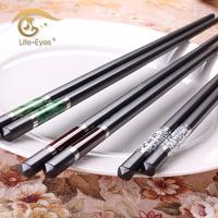 High temperature chopsticks at home alloy choptsicks jade lifeeyes