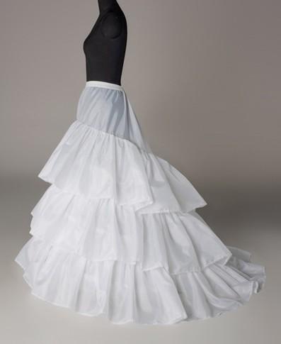 Popular plus size bridal slips aliexpress for Plus size wedding dress petticoat