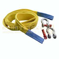 Car trailer belt trailer rope car towing rope u buckle belt 15t