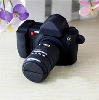 Free shipping Best Christmas Gift 4GB USB Flash Memory Mini Digital Camera Single Lens Reflex Flash Memory Stick U Disk