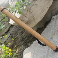 Quality tube 75 guard bar tube fishing tackle pole package bag rod tube hand pole rod tube pole package fishing tackle bag