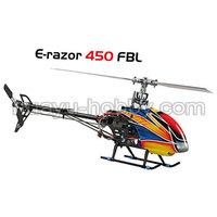 E-RAZOR 450 FBL Metal Version RTF helicopter