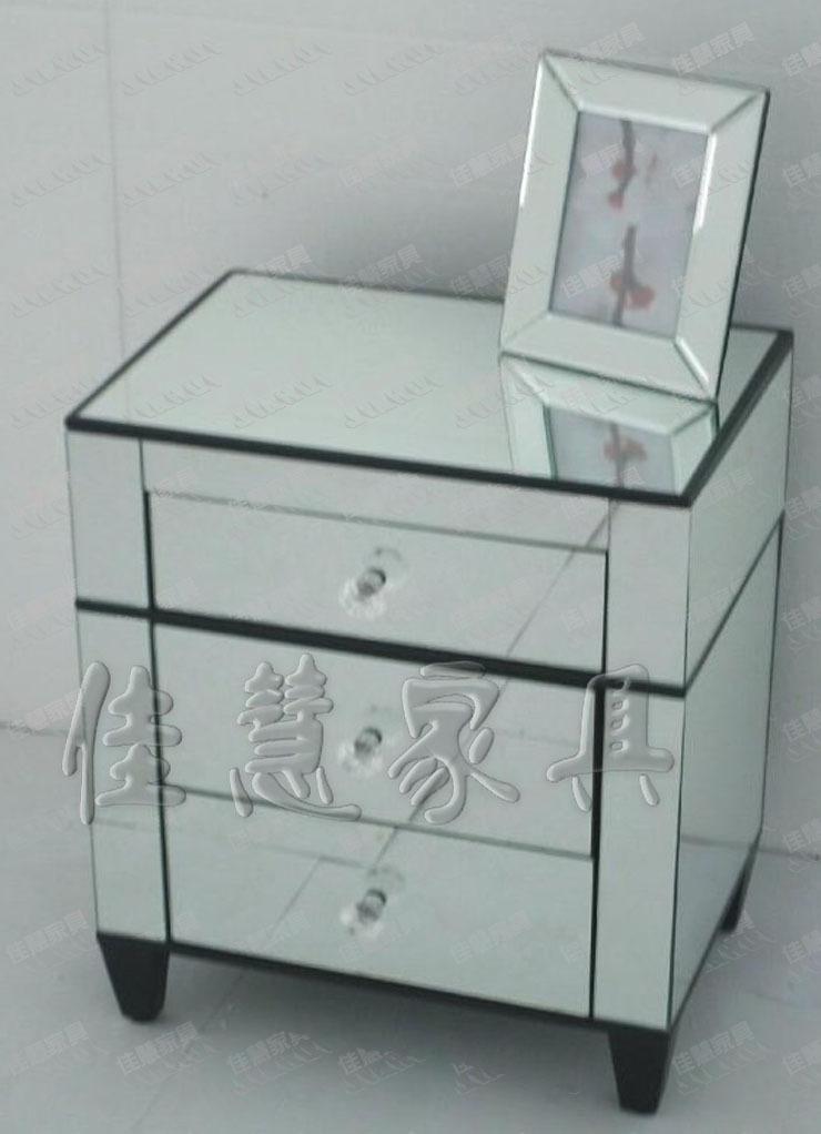 Online kopen wholesale glas nachtkastjes uit china glas nachtkastjes groothandel - Ijzeren nachtkastje ...