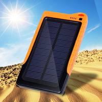 USB face Dbk solar power bank polymer general mobile phone charger treasure universal solar power bank for most of android phone