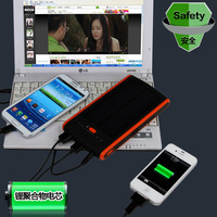 USB/ Std-s12000 for apple's mobile phone laptop mobile power external battery charge treasure  solar power bank