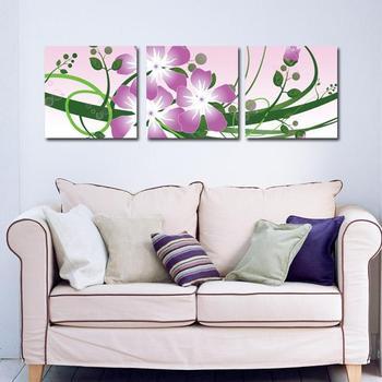 Home decoration frameless painting painting stylishly renovated Art District linoleum Yilianyoumeng