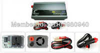 1000W 1000 WATT Modified Sine Wave Car 12V DC In 220V AC Out USB Power Inverter