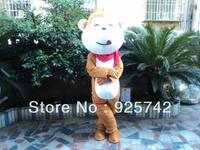 Cheap monkeys for sale Funny Brown Monkey Costume Mascot Adult Cartoon Mascot Performance Mascot
