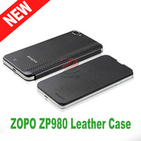 zopo zp980 PU leather case, c2 phone case, mobile accessery, retail package, china post freeshipping, YT-L1007 M