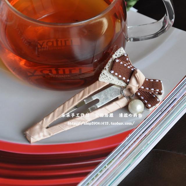Popular big hair pin ol hair accessory hair accessory of hairpin 80(China (Mainland))