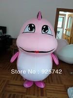 Mascot Costume Animal  Christmas cosplay performance wear mascot full body costume Free Shipping