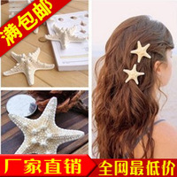76164 handmade diy hairpin natural side-knotted clip duckbill clip accessories hair accessory