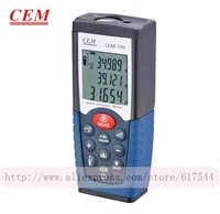 CEM LDM-100 Digital Laser Distance Meter Volume Tester 50m Measure Range Finder!!! BRAND NEW!! FREE SHIPPPING!!!