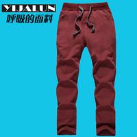 2013 spring sweatshirt pants male fashion casual pants sports pants men's clothing harem pants