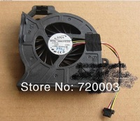 FREEshipping Original laptop cooling fan cooler For HP DV6-6100TX 6101TX 6151TX 6153TX 6029TX DV7-6000 KSB0505HB-AJ77