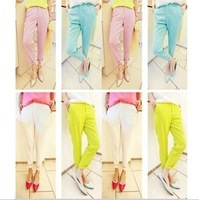 849b 2013 pop ice cream all-match harem pants casual trousers