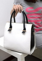 2013 new fashion Rivet shoulder bags  women handbag women tote bags, BD29  Free/drop shipping