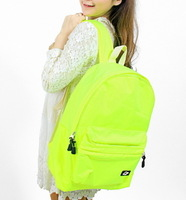 Bags neon 2013 female bag backpack female student backpack school bag travel bag new arrival women's handbag