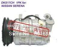 Air Compressor DKS17CH 1PK for NISSAN SERENA for wholesales & Retails