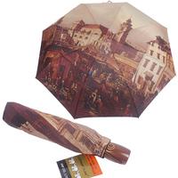 Free shipping European retro Roman bazaar pattern Automatic umbrella Umbrella Sun umbrella