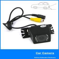 5 pcs/lot New Product Adjustable Angle Car Rear View Color CMOS Camera - PAL / NTSC