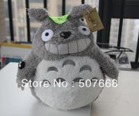 1 pcs 30cm/11.8 inch high HOT SALES Retail Lovely Totoro Plush  toy gift My Neighbor TOTORO plush toys