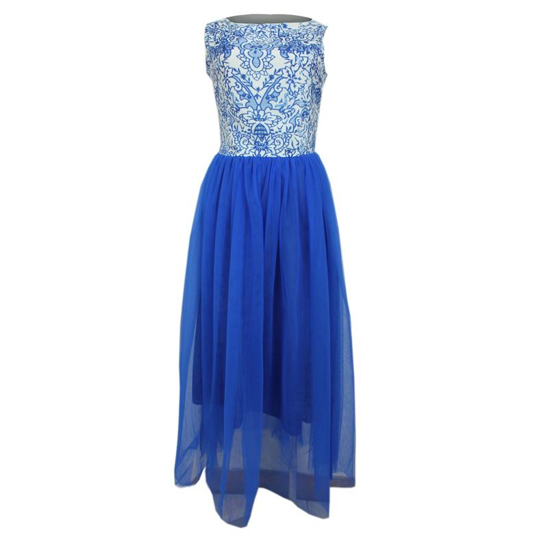 Elegant 2013 New Summer Skirt Fashion Long Skirts For Women Chiffon Full