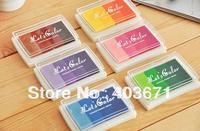 New Nice Let's Color Ink pad/ Stamp inkpad set for DIY funny work / Wholesale