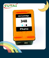 Free shipping C9369E Compatible Photo Inkjet Cartridges for hp348 HP PSC1510,1610 printer series