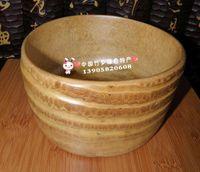 Natural zhugen bowl quality bamboo bowl melon seeds fruit bowl chashi bowl