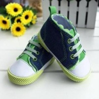 New Spring and Summer  Baby Canvas Casual  Toddler Shoes FreeShipping