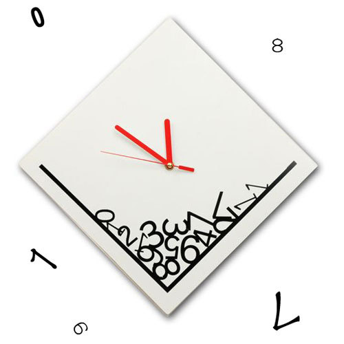 Clock time clock wall clock 260 (With free shipping for $10)(China (Mainland))