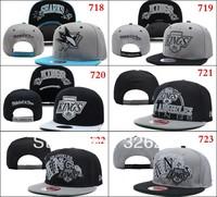 2013 Unisex Snapback Backstrap hats ice hockey hat  free shipping sport women's caps and sports men's cap cheap snapbacks