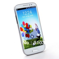 Excellent GSM Android 4.2 GT-T9500 (9500) SIV I9500 phone  5.0'' IPS SC6820 1GHz   Dual SIM WiFi Bluetooth Hebrew support