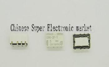 Free shipping 10pcs G6K-2F-Y-DC5V DC12v 5v DC3V  relay