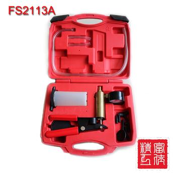 Copper manual pump vacuum table vacuum gauge vacuum instrument tools