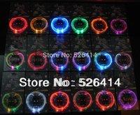 400pcs(200pairs)/lot2013 Best Price Shining roller skate shoelace Brignt LED Shoelace ferret shoe lace free shipping