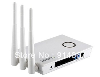 300Mbps WiFi Wireless Network Router 4 LAN 1 WAN IEEE802.11n/g/b EDUP EP-WR2603