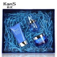 Nourishments piece set gift box oil control moisturizing lotion mask essence