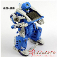 Xinyangguang combination toy 3 robot tank scorpion