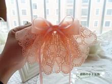 bride hair clip promotion