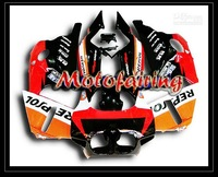 fairings -Fairing kit for Honda CBR400RR NC23 87 88 89 CBR 400 RR NC23 1987 1988 1989 Repsol Body