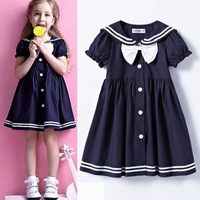 shij018 uk girls dresses new arrival product 2013 2014 2~11age princess dress summer girl's fashion  children clothing