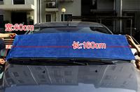 Car wash towel 60 160 cleaning towel auto supplies ultrafine fiber antimist towel ultralarge