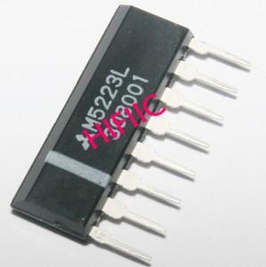 1pcs M5223L Dual Single Power Supply Operational Amplifiers(China (Mainland))