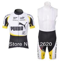 PRO TEAM Short Sleeve Cycling Jerseys & Cycling Bib Shorts Set, Cycling Wear, Cycling Clothing for Men & Women