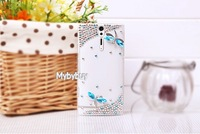 3D Dragonfly Diamond Bling Case For Sony Xperia S LT26i