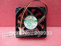 MAGIC MGT7012UR-015 12V 0.58A 7015 7CM CPU chassis wind capacity fan+cooling fan
