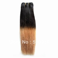 Nicolefashion WQ1306301  natural straight Indian Virgin double drawn ombre weaving hair extentions