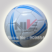 Free shipping TPU  training soccer ball/football. Official size 5. Good quality with cheap price